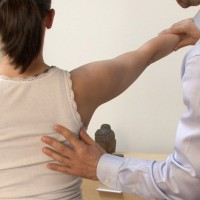 chiropractic first visit uses muscle testing