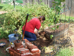 Treat gardening as a gym workout